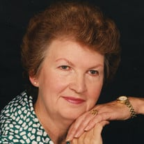 Barbara Ann Roberts Jones