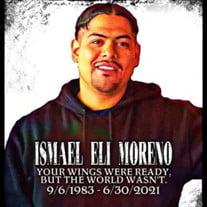 Ismael Eli Moreno