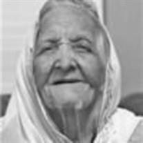 Tej Kaur Cheema