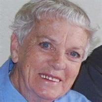 Thelma Jean Glanfield Trantvein