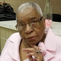 Mrs. Minnie Ruth Thrash