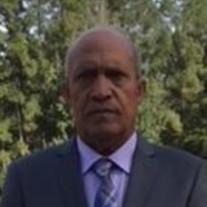 Mr. Willie Lewis Craft Jr.