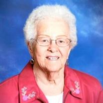 Shirley Mae Nordstrom