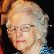 Mrs. Joyce Amelia Dossett Ellison