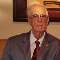 """Mr. Virgil Eugene """"Gene"""" Beavers"""