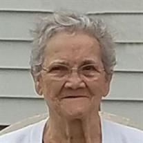 Iva Underwood of Bethel Springs, TN