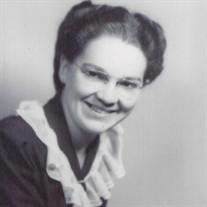 Ruth Wilhemina Engrem