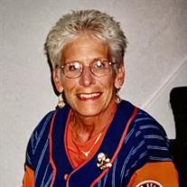 Betty Jane Roe (nee Stasker)