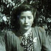 Eufemia Alvarado