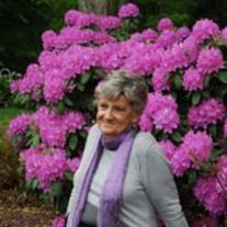 Mrs. Marion Sigrid Horton