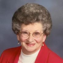 Mrs. Opal Faye Solomon