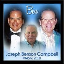 Joseph Benson Campbell