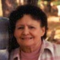 Mrs. Bessie Chouest Adams