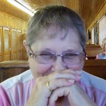 Betty Helen Woodward