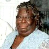 Mrs. Willie Mae Stewart