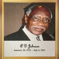 A. D. Johnson
