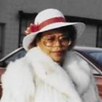 Mrs. Roxie Lee Harris