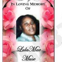 Mrs. Lulamae Muse