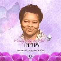 Mrs. Dorothy Ann Clark Theus