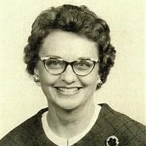 Mrs. Maude Guidroz Eymard