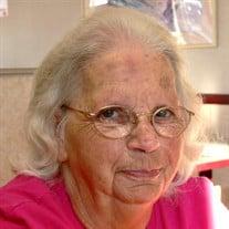 Patsy Ann Wilburn Caldwell