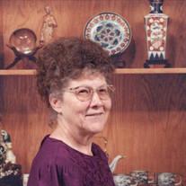 Margie Eloise Williams Cooper