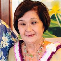 Beatrice Suk Fong Matsubara
