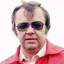"""Gerald """"Jerry"""" D. Nelson"""