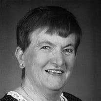 Constance Mary Finnegan Plutt 1940 - 2021