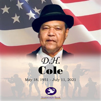Mr. D. H. Cole