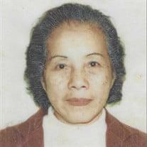 Mrs Ngar Yuet CHOY