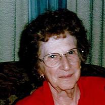 Thelma Frances Tingler