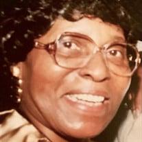 Mrs. Bertha B. Jacobs