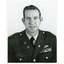 Maj. Donald E Smalley