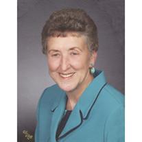 Evelyn Mae Grooms