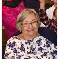 Mary Elizabeth Frasher