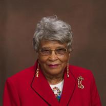 Mrs. Elgertha Byrd