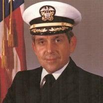 Captain William Frederick Wiggins, USN (ret)