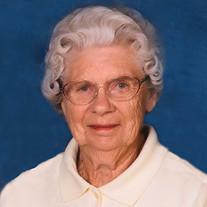 Betty Ann Bodenhamer