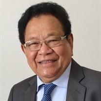 Mr Yautak Alivata Hung