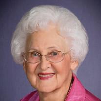 "Elizabeth ""Betty"" Marie Markham"