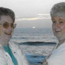 Verna Wilson and Rowena McIntire