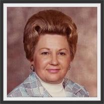 "Marietta ""Bud"" Pittman Hughes"