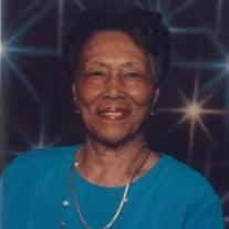 Gladys Amelia Wilson