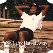 Larry Harold Avery