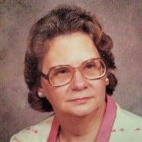 Marjorie Jane Penrod