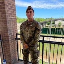 PFC Noah Christian Porter 75th Ranger Regiment