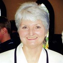 Margaret Peggy Paschal Fuller