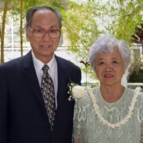 David and Grace Tong