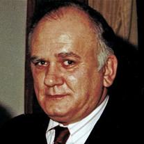 Earl Frank Hussett, Sr.